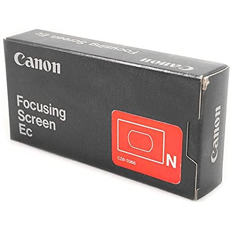 Canon Fs Ecn Focusing Screen Camera Photo