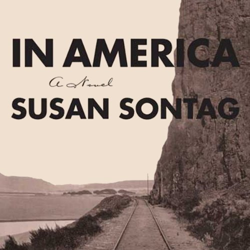 In America  audiobook cover art