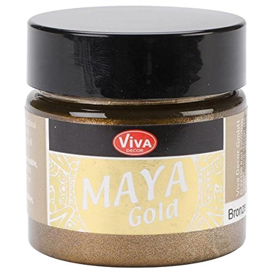 Viva Decor 123290334 Maya Gold Paint, Bronze