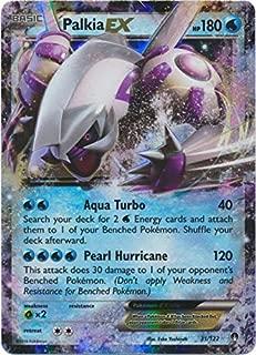 palkia pokemon card ex