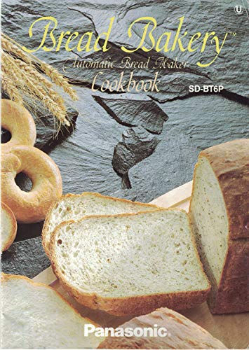 Bread Bakery Automatic Bread Maker Cookbook