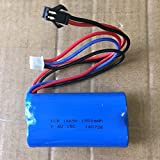 Battery for UDI U12 and U12A RC Helicopter (1 piece)