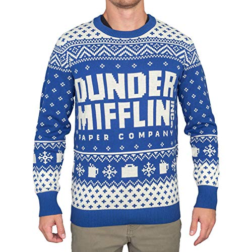 The Office Dunder Mifflin Sweater