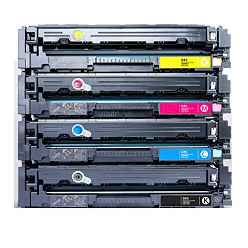 Reemplazo de cartucho de tóner compatible para HP Cf410 Hpm452 Hpmfp M377 Hp mfp M477 Láser a color Mfp con impresora de chips, negro cian rojo amarillo-combination