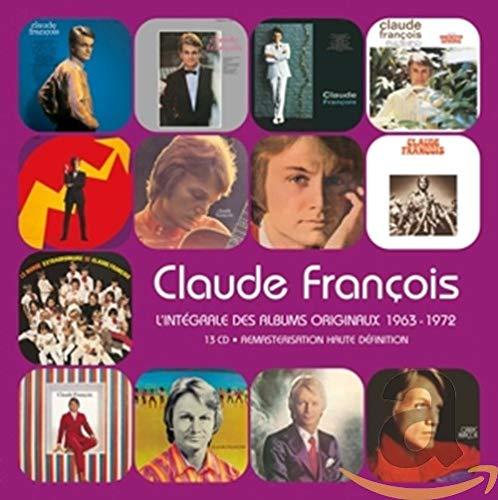 L\'Intégrale des Albums Originaux 1963-1972