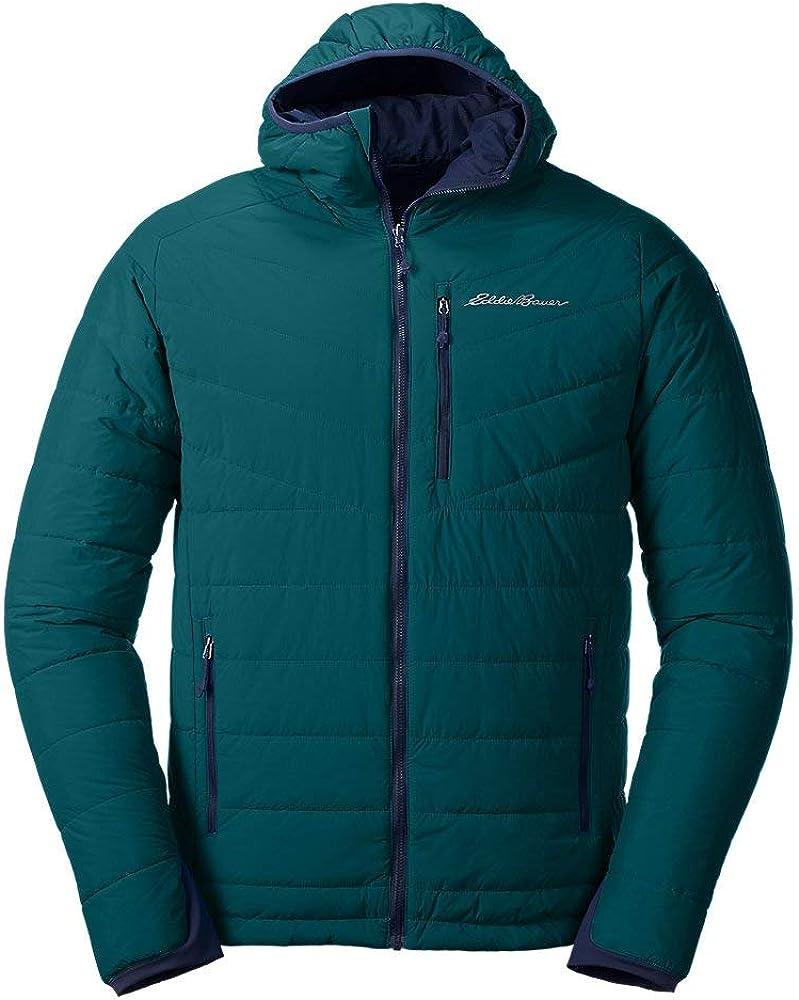 Eddie Bauer Men's IgniteLite Stretch Reversible Hooded Jacket