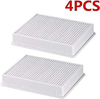 YanBan Hepa H11 DJ63-00672D - Filtro de Repuesto para Samsung SC4300 SC4470 VC-B710W (4 Unidades), Color Blanco