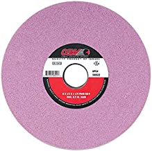 CGW-Camel 58019 8X1/2X1-1/4 T1 PA46-H8-V Pink Aluminum Oxide Surface Grinding Wheel