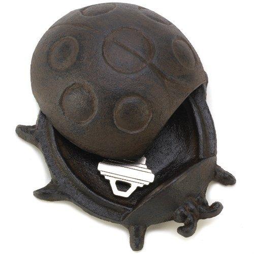 Ghisa Ladybug Key Hider by Home Locomotion