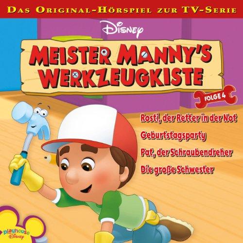 Meister Mannys Werkzeugkiste 4 Titelbild