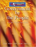 Government by the People, Brief Election Update (5th Edition)