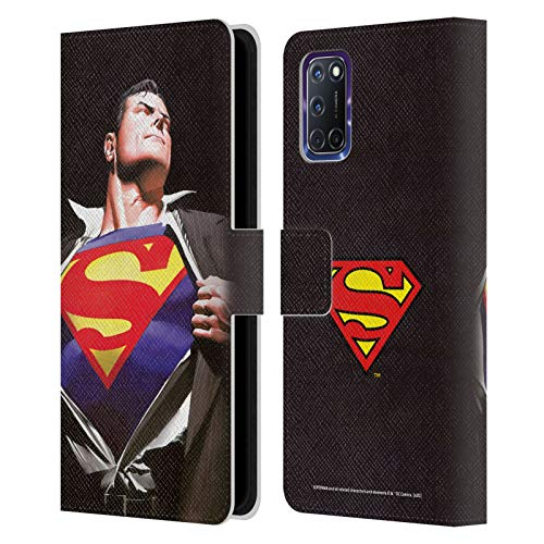 Head Case Designs Licenza Ufficiale Superman DC Comics per Sempre Copertine Libri...