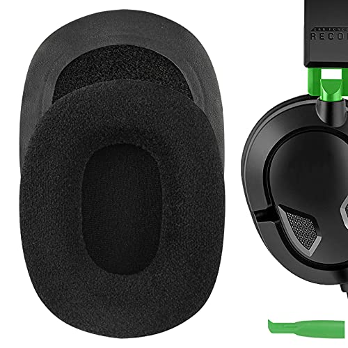 Geekria Almohadillas de Repuesto para Auriculares Turtle Beach Ear Force Recon 50,...