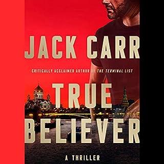 True Believer audiobook cover art