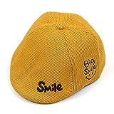 Sombrero para Niños Sombrero para El Sol Marea Masculina Moda Sección Delgada del Verano Boina del Bebé Sombrero para El Sol Gorro De Estilo Occidental Primavera Y Otoño