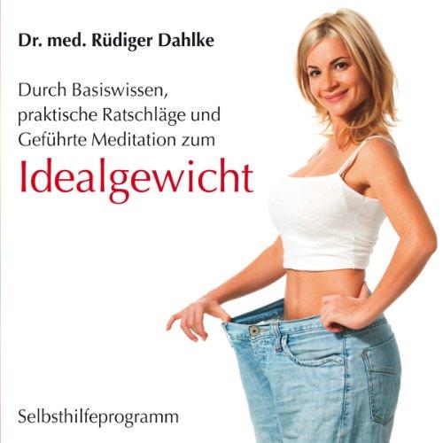 Idealgewicht audiobook cover art
