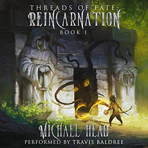 Reincarnation Audiobook By Michael Head cover art