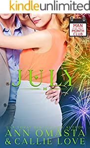 Man of the Month Club: JULY: A Second Chance Hot Shot of Romance Quickie