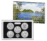 2020 S America The Beautiful 2020 Silver Quarter Proof Set America The Beautiful .999 Silver Complete Silver Proof