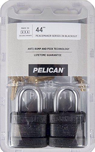 Pelican Peacemaker Padlock (2 Pack)