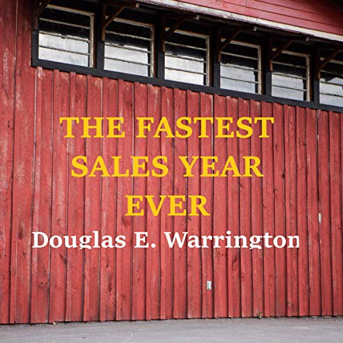 The Fastest Sales Year Ever: It Will All Work Out Titelbild