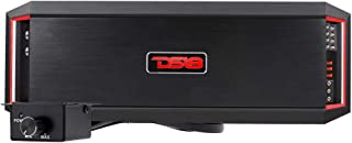 DS18 GEN-X3700.4 3700 Watts Max 4 Channel Multichannel Class A/B Amplifier with Bass Remote Knob