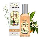 Un Air d'Antan - Y a d'la Joie - Agua de colonia 55ml, fragancia de flor de naranjo, pétalos de rosa y de lirio del valle