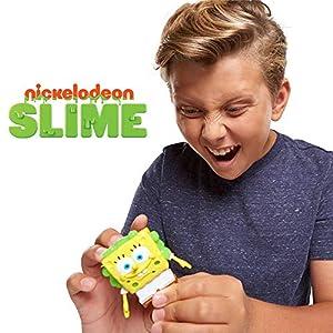 Bob Esponja- Cubos Slime, Modelo Aleatorio (Bandai A690200) , color/modelo surtido