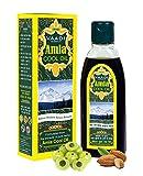 Amla Oil - Brahmi Oil - Blend of Brahmi and Amla Herbal Oil - Keeps the Hair Cool(Hair Oil for Hair Growth) - all Natural - Herbal Therapeutic Grade - 6.76 Ounces, Vaadi Herbals