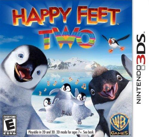GIOCO 3DS HAPPY FEET 2