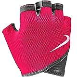 Nike Essential - Guantes de Fitness para Mujer (Talla XS), Color Rosa