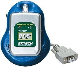 Extech 42275 温度和湿度数据记录器,带 RS232 计算机接口