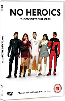 No Heroics - The Complete First Series