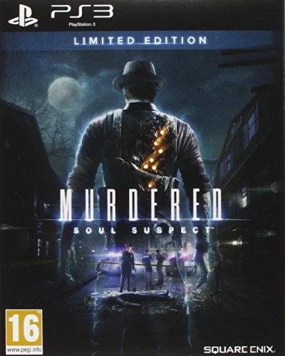 Murdered Soul Suspect - Limited Edition [Importación Italiana]