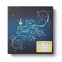 Image: The Tooth Fairy Kit | Hardcover | by Robin Cruise (Author), Valeria Docampo (Illustrator). Publisher: Compendium Inc; Har/Toy/Pa edition (March 1, 2016)