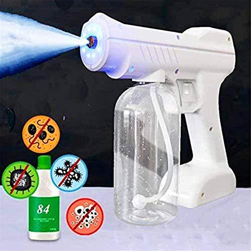 Elektrische ULV Sprayer, Sprayer Maschine Nano Multifunktionale ULV Sprüher-Maschine ULV Fogger Maschine Elektro-Sprühgerät for Hotel-Restaurant Familien Krankenhäuser Schulen für Garden Home Hotel Sc