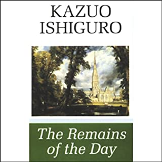 The Remains of the Day audiobook cover art