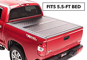 "BAK BAKFlip G2 Hard Folding Truck Bed Tonneau Cover | 226409 | Fits 2007-20 Toyota Tundra 5'6"" Bed"