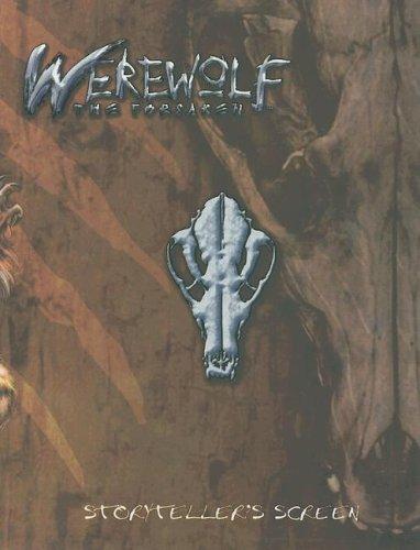 Werewolf: The Forsaken Storyteller's Screen