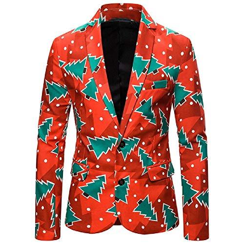 Weihnachtsfeier tragen Blazer Mantel Männer Mode Herbst Winter Jacke für Männer...