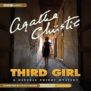 Third Girl audiobook cover art