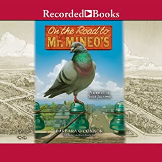 On the Road to Mr. Mineo's audiobook cover art