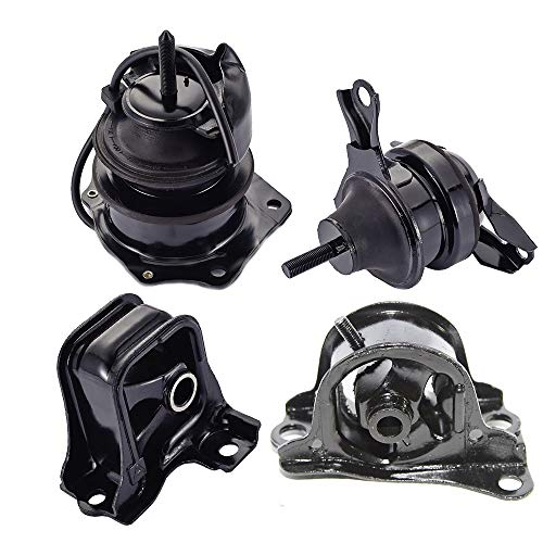 Engine Motor Mount Compatible with Fits 2002 2001 2000 1999 1998 Honda Accord 2.3 L4 Cylinder Auto AT Automatic Transmission Trans