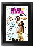 HWC Trading Filmposter FR Slumbdog Millionaire Dev Patel