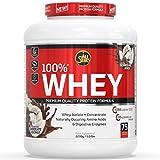 All Stars Whey Protein Cioccolato Cocco - 2270 g