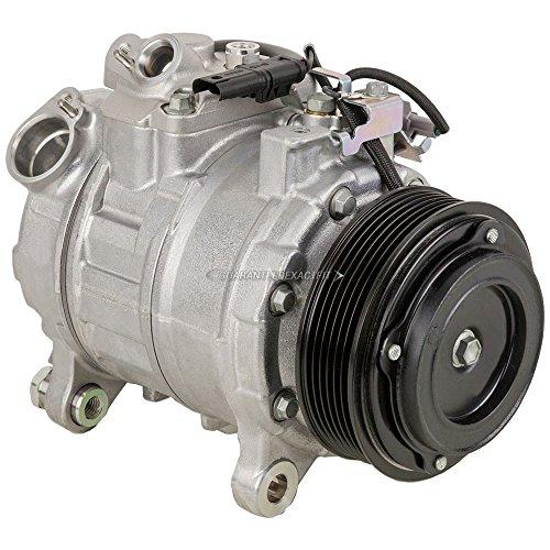 AC Compressor & A/C Clutch For BMW 328i 320i 328d 740Ld 528i 535d 228i 428i & X5 xDrive35d - BuyAutoParts 60-03669NA New