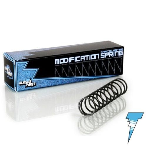 Blasterparts - Tuning-Feder passend für Nerf Hyperfire - Dart Tag - Dartblaster Modding für Mehr Reichweite und Schnelle Darts - Blaster-Tuning & Zubehör