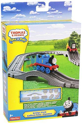 Mattel T9045 Kit de Suivi Thomas Locomotive