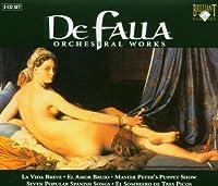De Falla: Orchestral Works (2004-06-08)