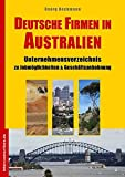 Deutsche Firmen in Australien: Unternehmensverzeichnis zu Jobmöglichkeiten & Geschäftsanbahnung